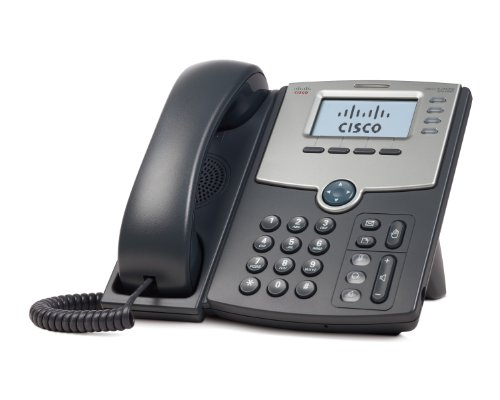 Cisco - Small Business Pro SPA 504G - VoIP phone - SIP, SIP v2, SPCP - 4 lines