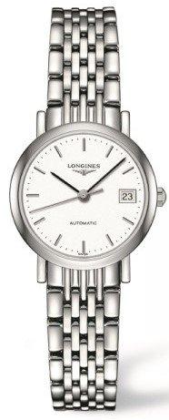 Longines Femme 26mm Bracelet Acier Inoxydable Automatique Montre L43094126
