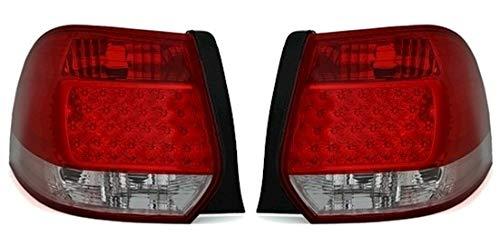 AD Tuning 960887 LED Rückleuchten Set (2-teilig) in Rot Weiß
