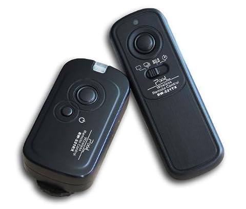 Pixel Pro RW-221/N3 Kamera Funkfernauslöser für Canon EOS 1D 1Ds Mark II III IV 5D Mark II 7D 50D 40D 30D 20D 10D wie