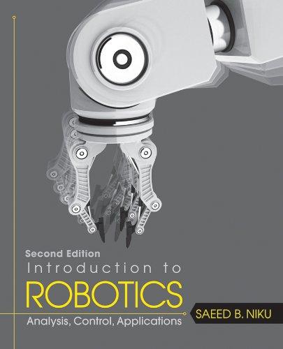 D O W N L O A D Pdf E Book Free Introduction To Robotics Analysis
