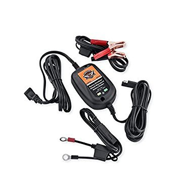 Genuine Harley-Davidson ® 800 ma Waterproof Battery Charger - 99816 - 09