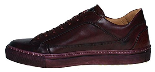 Giorgio, Sneaker uomo rosso Rot Rot