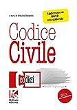 Codice civile 2017 aggiornato al 2018. Codice civile non commentato. Aggiornato con addenda