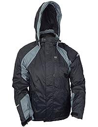 Icepeak Tornado Black Ice Waterproof Jacket - GB:38