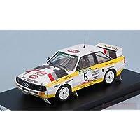 NEW TROFEU TFRRAL70 Audi Sport Quattro N5 Rally Portugal 1985 ROHRL-GEISTDORFER 1:43