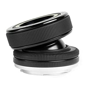 Lensbaby Composer Pro with Double Glass Optic for Pentax