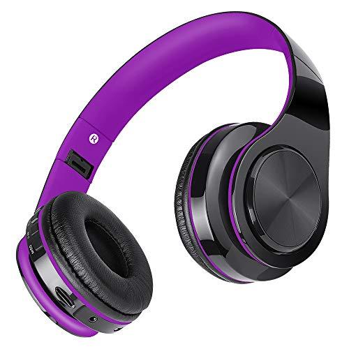 Cuffie Wireless Bluetooth con Cancellazione del Rumore e Microfono  Incorporato 9dd646ca2600
