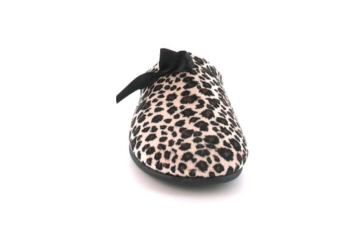 Dunlop, Casual donna Marrone (Leopard)