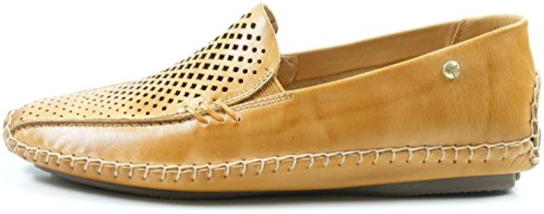 Pikolinos 578-3639 Jerez Schuhe Schuhgröße:39 Damen Slipper Halbschuhe Mokassin Schuhgröße:39 Schuhe Farbe:Braun 387f94