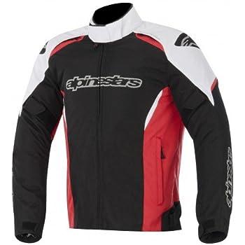 Herren-accessoires Schwarz/ Grau/ Alpinestars Gunner Wasserdichte Textil Motorradjacke Kleidung & Accessoires