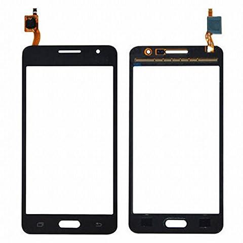 ixuan Vitre Tactile Sans Ecran LCD de Rechange pour Samsung Galaxy Grand Prime SM-G531F G531 (Noir) avec Outiles