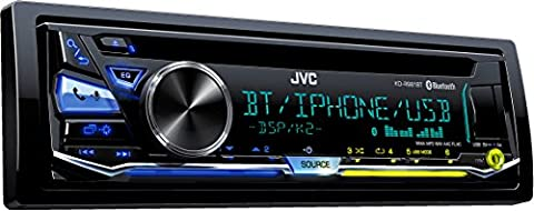 JVC KD-R981BT Car Stereo ( Bluetooth, Front AUX-Input )