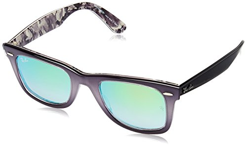 Ray-Ban Gradient Square Unisex Sunglasses (0RB214011994J50|50|Grey) image