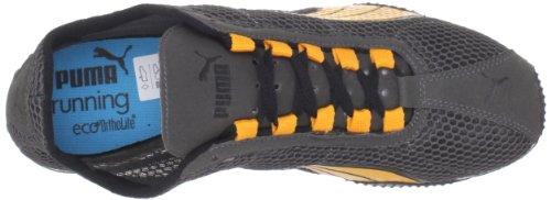 Puma H-Street Synthétique Chaussure de Course Dark Shadow-Flame Orange-Blk