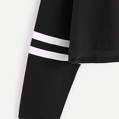 2020 camisetas negras Camiseta corta básica Sexy para