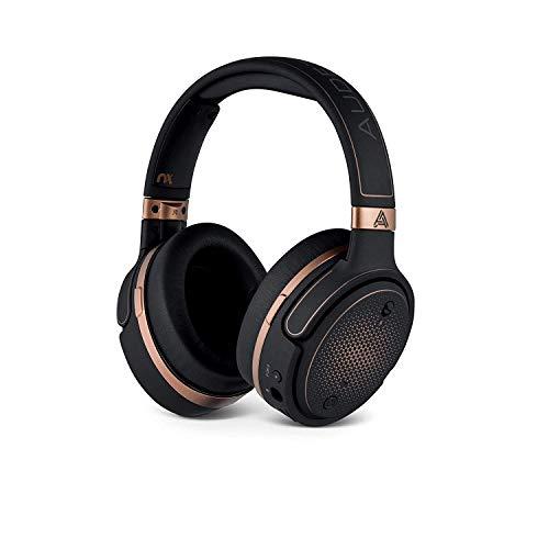 Auricolari da gioco Audeze Mobius Premium 3D con audio surround, tracciamento della testa e Bluetooth. Cuffie da gioco over-ear per PC, PlayStation 4 e altri.