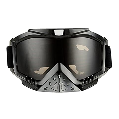 Adult Motorcycle Biking Safety Goggles