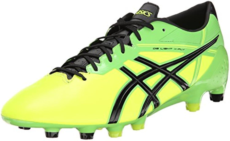 Zapato de f¨²tbol Ds Light X-Fly 2 MS para hombre, Flash amarillo / negro, 10 M US