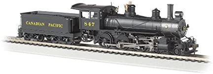 BachFemmen Industries Baldwin 52 Driver 4-6-0 DCC Prêt Locomotive Locomotive Locomotive - CANADIENNE PACIFIQUE 847 - (1:87 HO échelle) ec7172