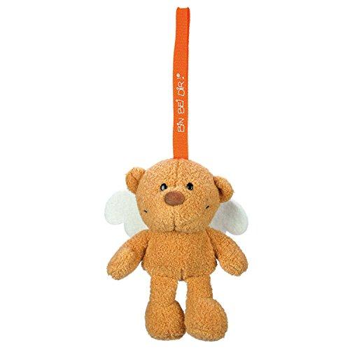 STEINBECK Pitzelpatz Plüsch Schutzengel Kuscheltier 12 cm Plüschtier Bär Baby Geburt Führerschein Kuschelbär (Bär Schutzengel)