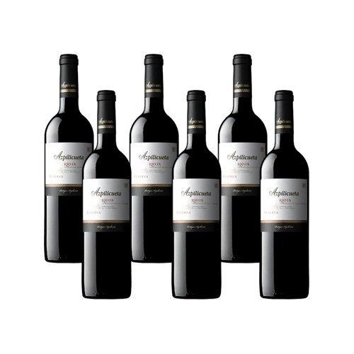 Azpilicueta Reserva - Vino Tinto - 6 Botellas