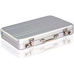 Storite® High Quality Widely Use Briefcase Style Credit / Debit / Visiting Business Card Holder