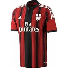 2014-15 AC Milan Adidas Home Shirt (Kids)
