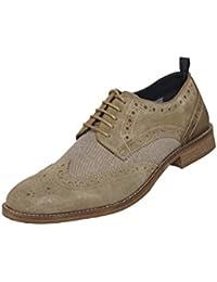 Nebulus Zapatos de cordones Bottes Taupe EU 42