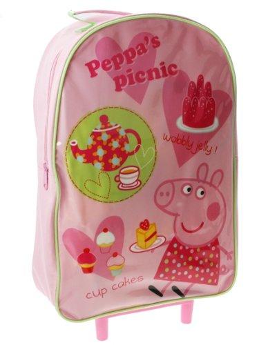Peppa Pig PEPPA001149, Kindergepäck Rose 3 Jahre