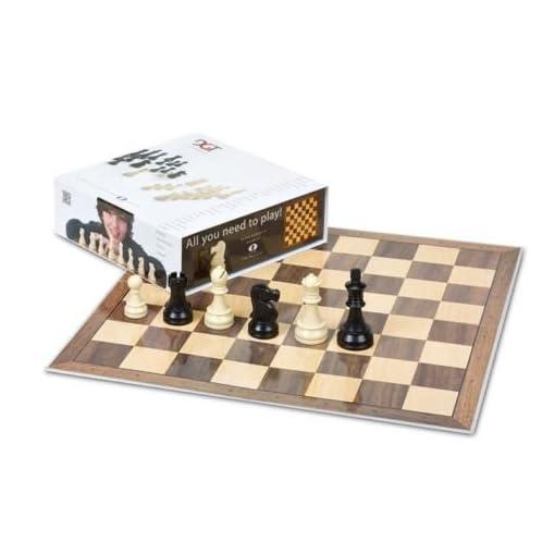 Digital-Game-Technology-BV-10874-Schach-Starter-Box-Lern-und-Experimentierspielzeug-grau