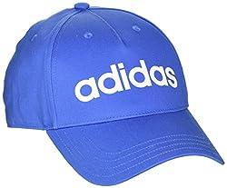 adidas Unisex Schirmmütze, Blau (Blue Dw4947), One Size