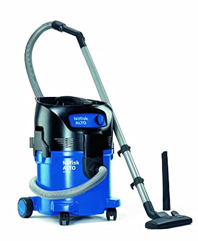 Nilfisk Attix 30-01 PC Wet and Dry Vacuum
