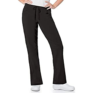Urbane Performance Women's Modern Fit Activent Track Scrub Pant