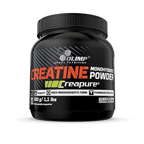 Olimp Creatine Monohydrate Powder Creapure | Kreatin-Pulver | 147 Portionen | 500 g - 304 Bewertungen