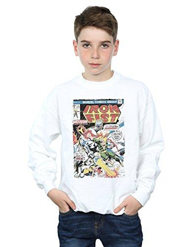 Marvel Boys Iron Fist Ravager Sweatshirt