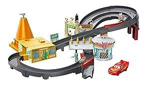 Disney Cars - Pista de Coches Radiator Springs, Juguetes Niños +4 Años (Mattel GGL47)