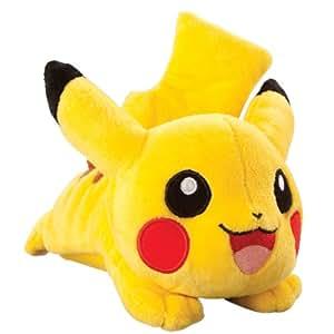 Pokémon Trainer Bonnet en peluche avec sons