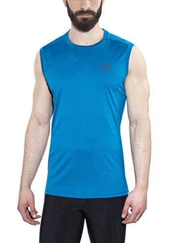 asics-performance-sl-top-men-thunder-blue-grosse-m-2017-laufshirt