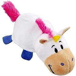 """Peluche """"Little Flip Zees"""" de unicornio-dragón 2 en 1, de Flip A Zoo"""
