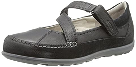 Femmes Noir Mary Jane Shoes - Ecco Cayla, Mary Janes femme - Noir