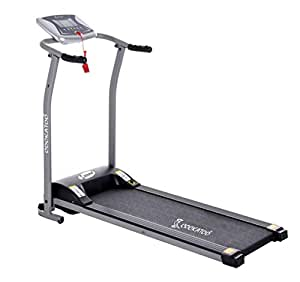 Cockatoo CTM-08 Steel 1.5 HP Motorized Treadmill(Free Installation Assistance)