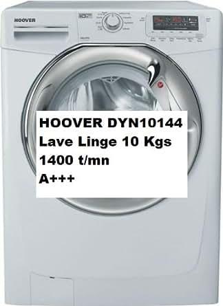 Hoover DYN 10144 D 3 X Lave Linge 10 kg