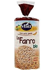 Matt Le Farro Bio Gallette senza Lievito - 120 gr