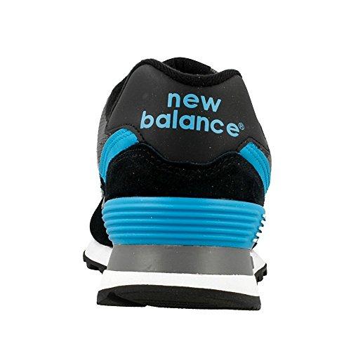 Preto Wl574aab Da Balance Senhoras Esporte New Sapatilha qT8wxR