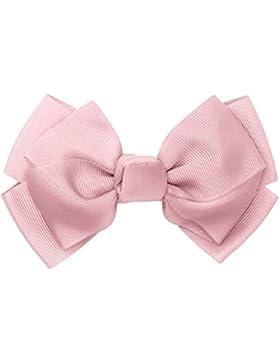 Angels Face - Big Bow Vanilla, Fascia per capelli per bambine e ragazze
