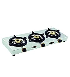 Sunshine Cute Gas Stove, 3 Burner