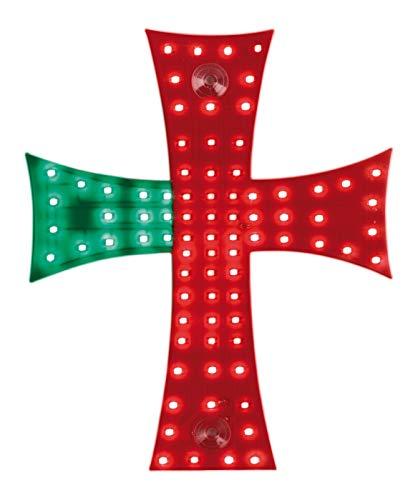 Rouge Lampa 96971/Croix /à LED 24/V