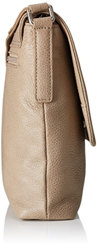 Leonhard Heyden, Jost Adult Vika Shoulder Bag, Sac bandoulière mixte adulte Vert mousse