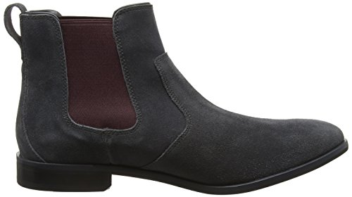 Rockport Herren Birch Lake Chelsea Boots Grau (DK SHADOW SDE)